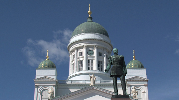 Helsinki Cathedral 7