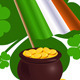 St. Patrick Day Design - GraphicRiver Item for Sale