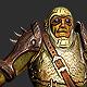 Monster Golem Helmet - 3DOcean Item for Sale