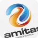 Amitas - Logo Template - GraphicRiver Item for Sale