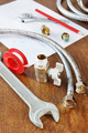 Spare parts and work tools for water supply - PhotoDune Item for Sale