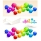 Colored Bubbles - GraphicRiver Item for Sale