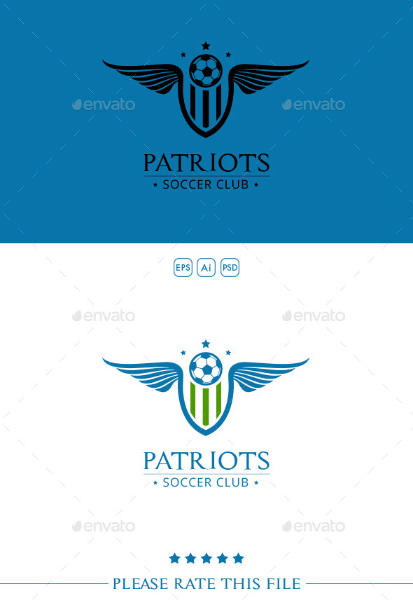 GraphicRiver Football Logo 10258961