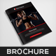 Fitness Guide Brochure Template - GraphicRiver Item for Sale