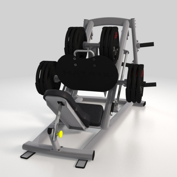 3DOcean Fitness machine 01 10259491