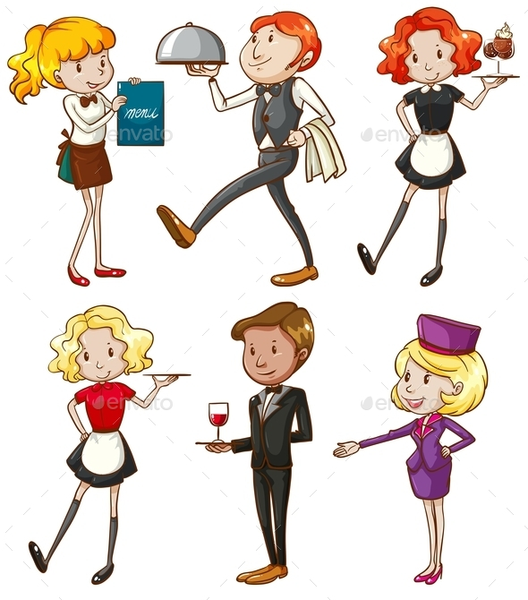 Waiters and Waitresses