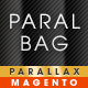 Responsive Magento Theme - Parallax - ThemeForest Item for Sale