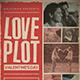 Love Plot Flyer - GraphicRiver Item for Sale