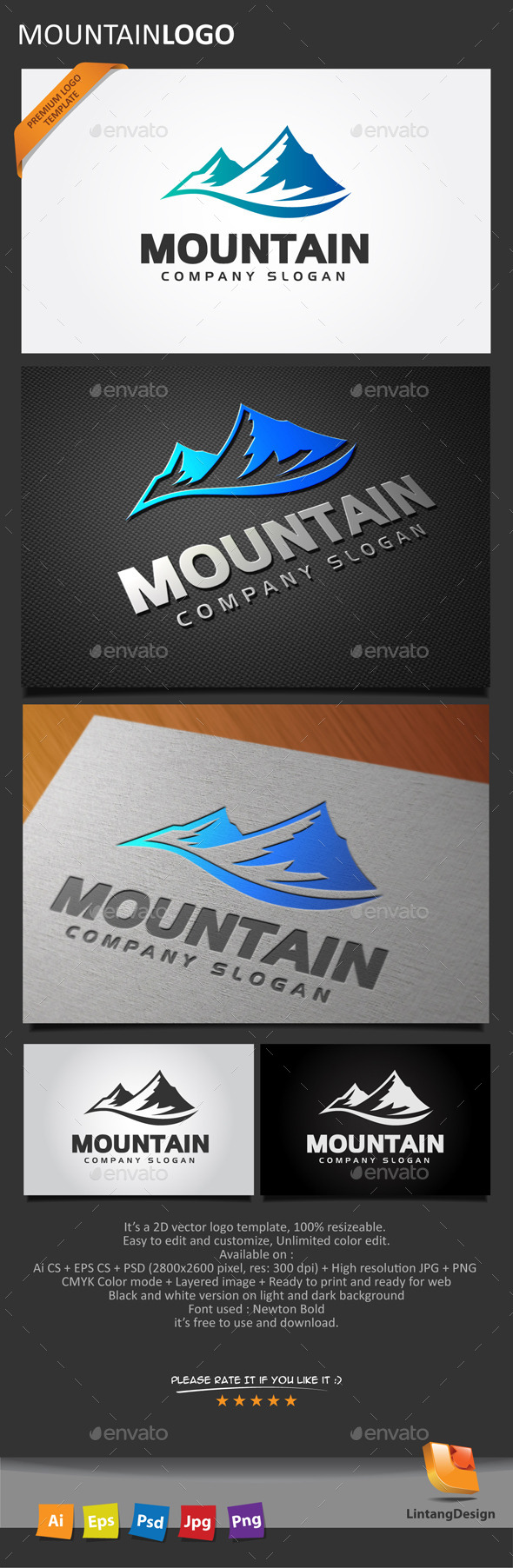 Mountain Logo-001