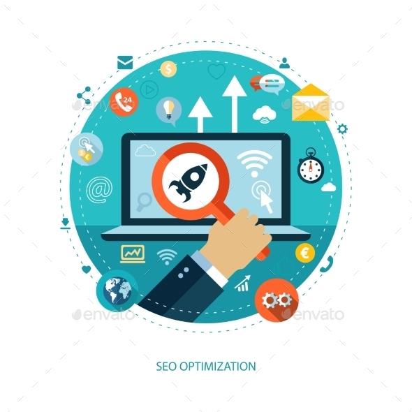 GraphicRiver SEO Optimization 10259866