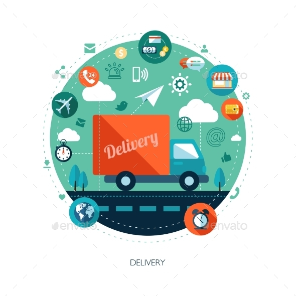 GraphicRiver Delivery 10259867