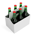 Lager beer bottles - PhotoDune Item for Sale