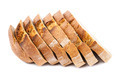 Bread isolated on a white background. - PhotoDune Item for Sale