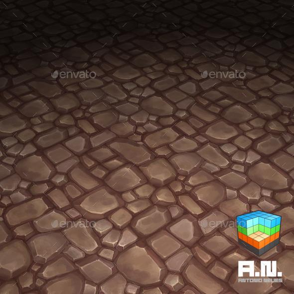 3DOcean Stone texture floor 02 10260315