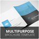 Multipurpose Business Brochure Template - GraphicRiver Item for Sale