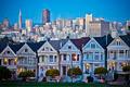 Famous Painted Ladies of San Francisco - PhotoDune Item for Sale