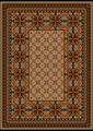 Luxurious Carpet with Original Pattern with Brown Shades - PhotoDune Item for Sale