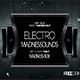 Electro Madness Facebook Cover Vol.III - GraphicRiver Item for Sale