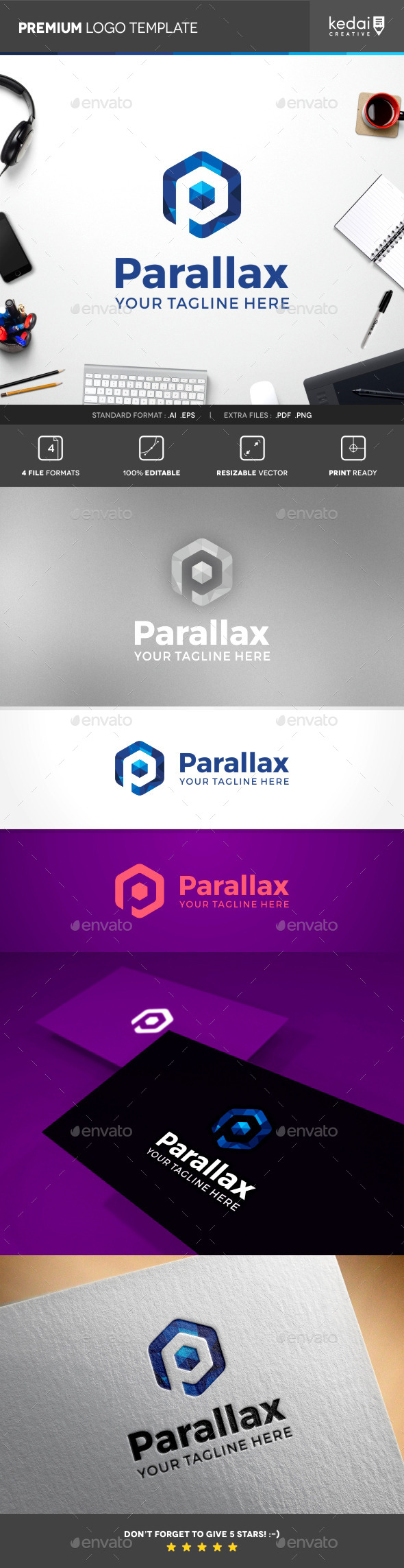 GraphicRiver Parallax 10265826
