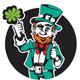 Leprechaun - GraphicRiver Item for Sale