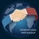 International Partnership Businessman Handshake - GraphicRiver Item for Sale
