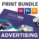 Advertising Print Bundle - GraphicRiver Item for Sale