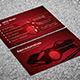 Automotive Business Card - GraphicRiver Item for Sale