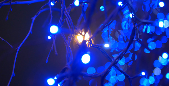 Blue Lights 3