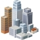Skyscrapers - GraphicRiver Item for Sale