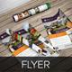 Real Estate Flyer Indesign Template v2 - GraphicRiver Item for Sale