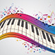 Music Background with Piano - GraphicRiver Item for Sale