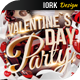 Valentine`s Day Party - GraphicRiver Item for Sale