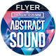 Abstract Sound | Flyer - GraphicRiver Item for Sale