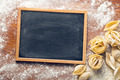chalkboard and raw pasta - PhotoDune Item for Sale