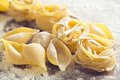 raw pasta and flour - PhotoDune Item for Sale
