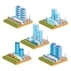 Isometric City - GraphicRiver Item for Sale