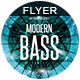 Modern Bass | Flyer - GraphicRiver Item for Sale
