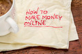 How to make money online - PhotoDune Item for Sale