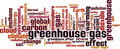 Greenhouse Gas Word Cloud Concept - PhotoDune Item for Sale