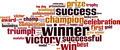 Winner Word Cloud Concept - PhotoDune Item for Sale