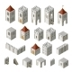 Medieval Buildings - GraphicRiver Item for Sale