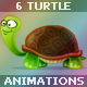 Tortoise Animation Set  - VideoHive Item for Sale