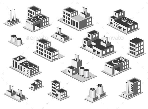 GraphicRiver Factory Set 10269264