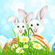 Easter Holiday Background - GraphicRiver Item for Sale