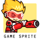 Game Character Sprite 10 - GraphicRiver Item for Sale