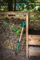 Backyard compost bins - PhotoDune Item for Sale