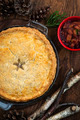Meat pie Tourtiere - PhotoDune Item for Sale