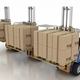 Three loaders with cargo - PhotoDune Item for Sale
