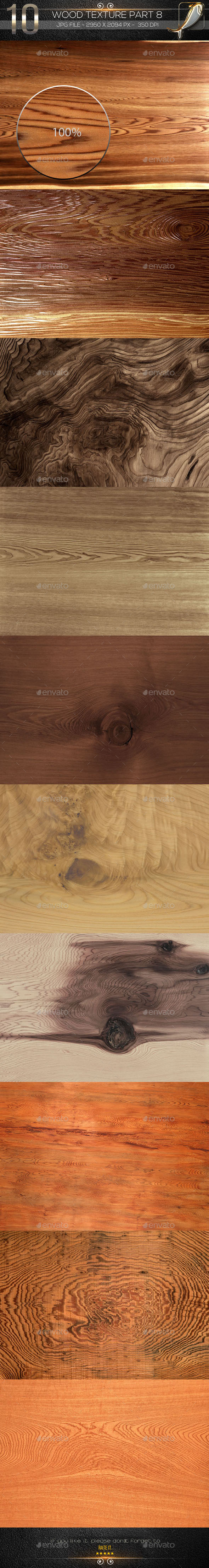 GraphicRiver 10 Wood Texture Part 8 10270407