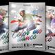 Color Me Dance Flyer - GraphicRiver Item for Sale